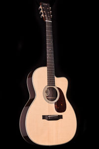 Collings 0002 A Cut Acoustic Guitar
