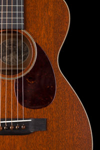 Collings 01 Mh T S - Vintage Satin Finish