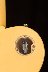 Collings 290 - Aged TV Yellow