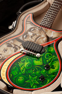 Collings 290 DC S Custom Frankenstein Electric Guitar