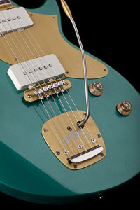 Collings 360 LT M Special in Aged Sherwood Green