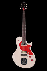 Collings 360 LT M Offset Solid-body Electric with Mastery Vibrato