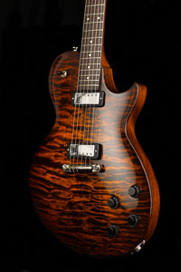 Collings 360 Maple in Tiger Eye SB