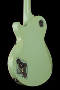 Collings CL in Aged Seafoam Green