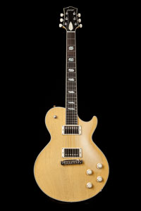Collings CL Deluxe Electric Guitar in TV Yellow