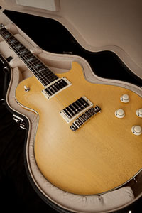 Collings CL Deluxe Electric Guitar � TV Yellow