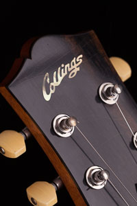Collings CL Aged Gold Top Electric Guitar