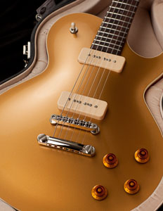 Collings CL Goldtop Electric Guitar