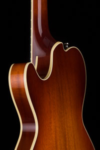 Collings City Limits Jazz in Iced Tea Sunburst
