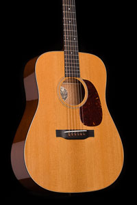 Collings D1 A T Torrefied Dreadnought Acoustic Guitar