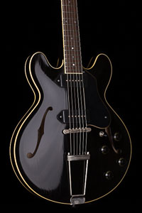 Collings I-30 LC in Aged Jet Black