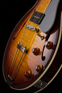 Collings I-30 LC in Tobacco Sunburst