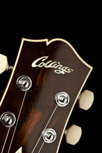 Collings I-35 Deluxe Semi- Hollow Electric Guitar