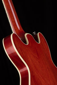 Collings I-35 Deluxe - Faded Cherry