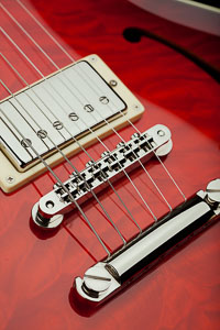Collings I-35 Deluxe - Scarlet SB