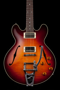 Collings I-35 LC - Dark Cherry Sunburst