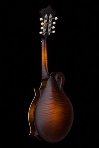 Collings MF with Gloss Black Top
