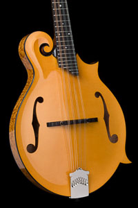 Collings MF5 – Honey Amber Birdseye