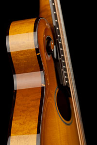 "Collings MF5 O in"" Tangerine Sunburst"