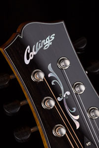 Collings MT2 - Birdseye Maple