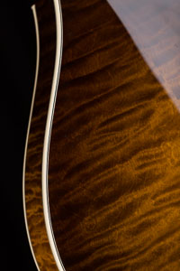 Collings MT2 with Cremona Sunburst Finish