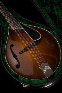 Collings MT2 Torrefied Birdseye Maple Sunburst Mandolin