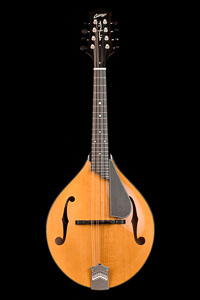 Collings MT2 V Mandolin in Birdseye Maple