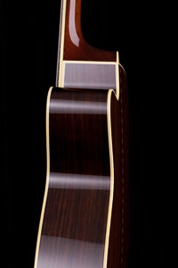 Collings OM42 A VN Cut Varnish Acoustic Guitar