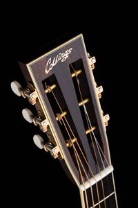 Collings Parlor Deluxe T 12-Fret Acoustic Guitar