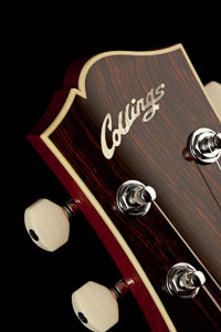 Collings SoCo Deluxe Semi-Hollow Electric Guitar