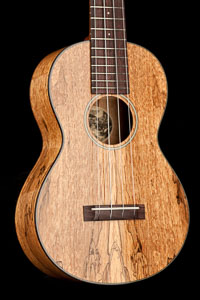 Collings UC2 Custom Spalted Pecan Ukulele