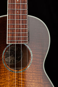 Collings UC3 Flamed Mahogany Sunburst
