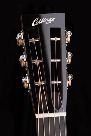 Collings 02h 12-fret Acoustic Guitar with Slotted Headstock