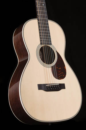 Collings 02H Small Body 12-string Acoustic Guitar