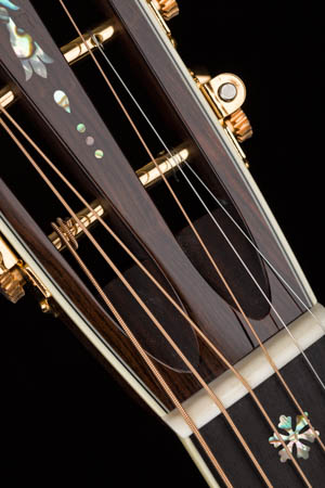 Collings 03 12-fret Acoustic Guitar with Slotted Headstock