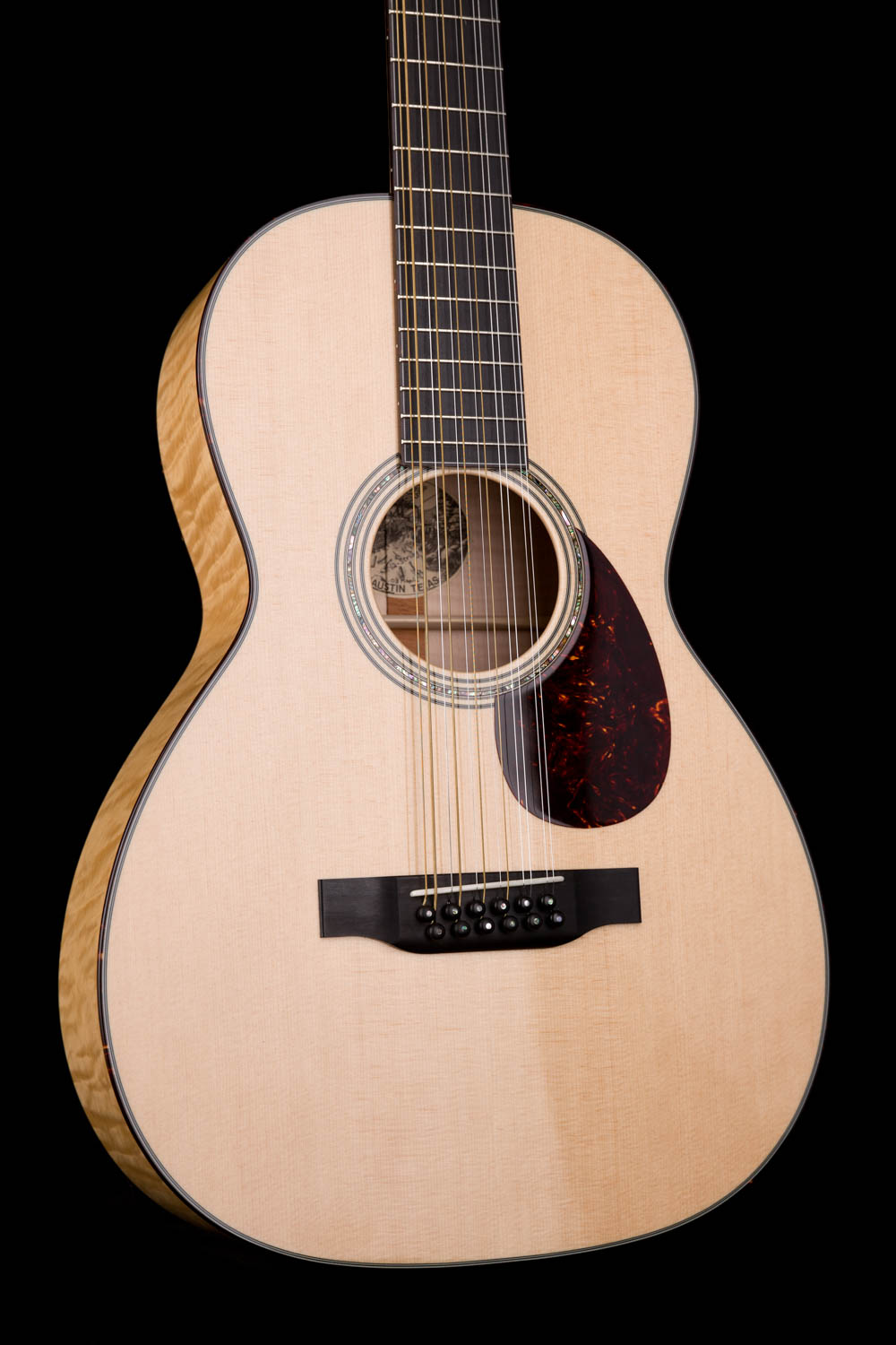 collings 03 12string small body 12string acoustic guitar