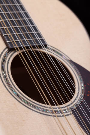 Collings 03 Small Body 12-string Acoustic Guitar