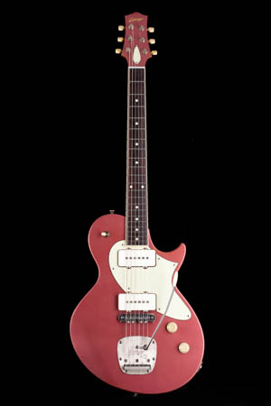 Collings 360 LT M Special Edition Burgundy Mist