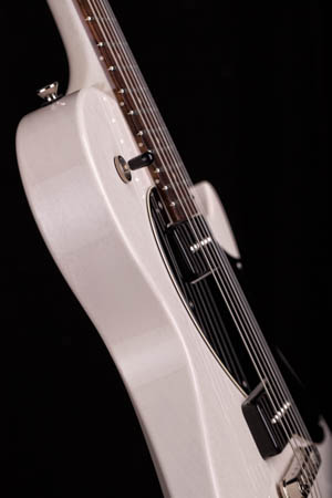 Collings 360 LT Offset Solid Body Electric in Vintage White