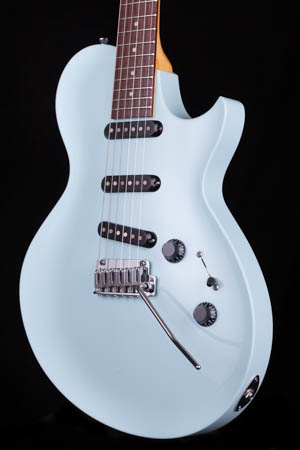 Collings 360 ST Solid Body Electric in Sonic Blue