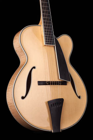 Collings AT-16 Deluxe Archtop Guitar with Cutaway