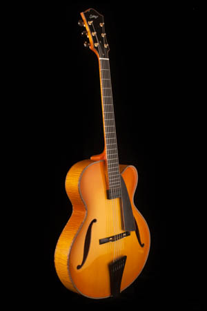 "Collings AT-17 17"" Archtop Guitar with Cutaway"