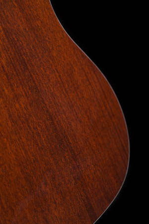 Collings CJ Mahogany Slope Shoulder Dreadnought Acoustic Guitar