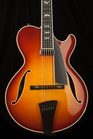 Collings CL Jazz Hollow-body Electric Archtop Guitar