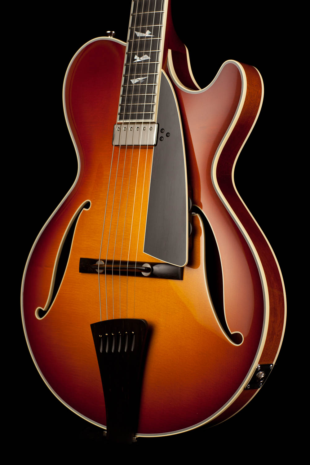 Collings Cl Jazz Thin Line Archtop Electric Guitar Savoy Wiring Schematics