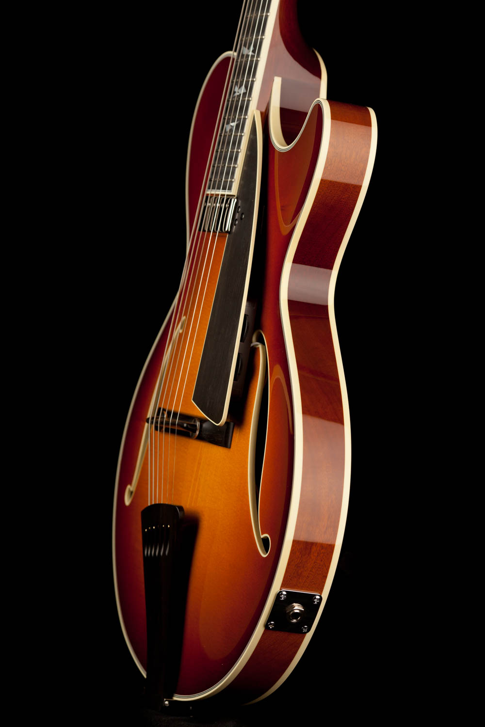 Collings Cl Jazz Thin Line Archtop Electric Guitar