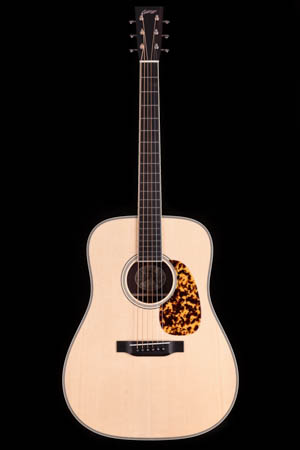 Collings CW Indian A Dreadnought Acoustic Guitar