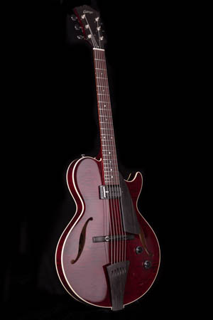 Collings Eastside Jazz LC Hollow-body Electric Guitar