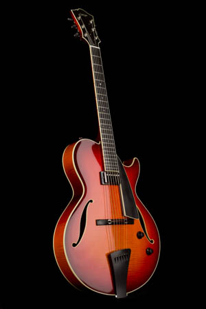 Collings Eastside LC Deluxe Archtop Electric Guitar
