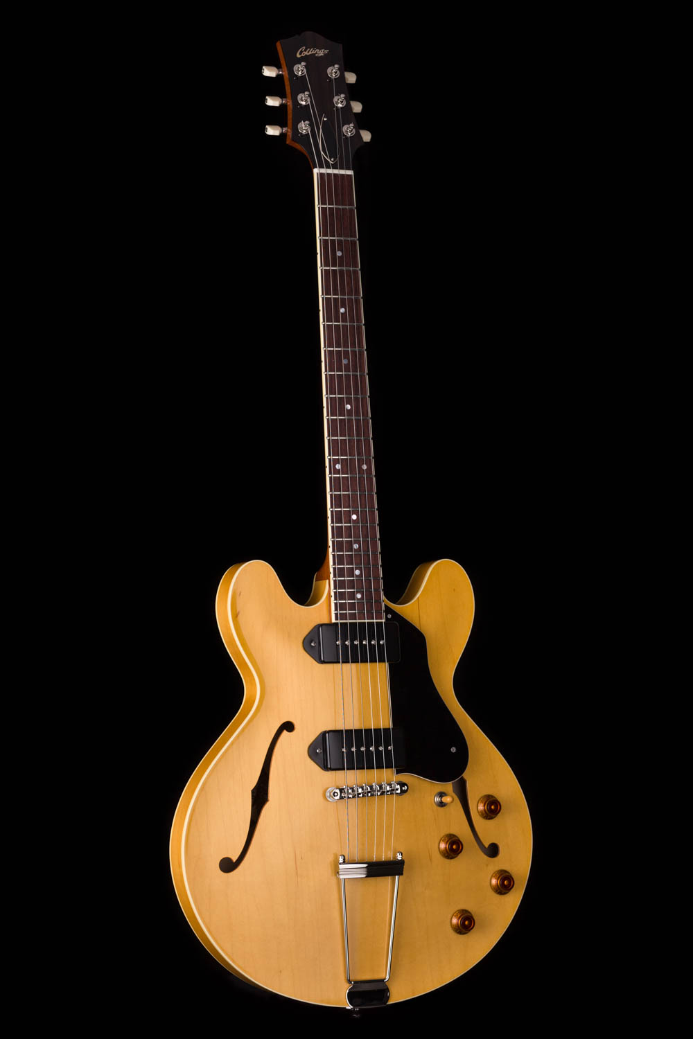 Collings I 30 Lc Fully Hollow Double Cutaway Electric Guitar Gibson Es 330 P90 Wiring Diagram Gallery